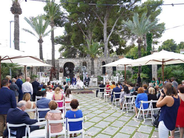 La boda de Pepe y Tania en Xàbia/jávea, Alicante 29