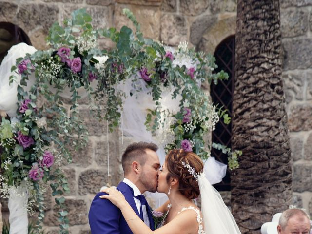 La boda de Pepe y Tania en Xàbia/jávea, Alicante 34