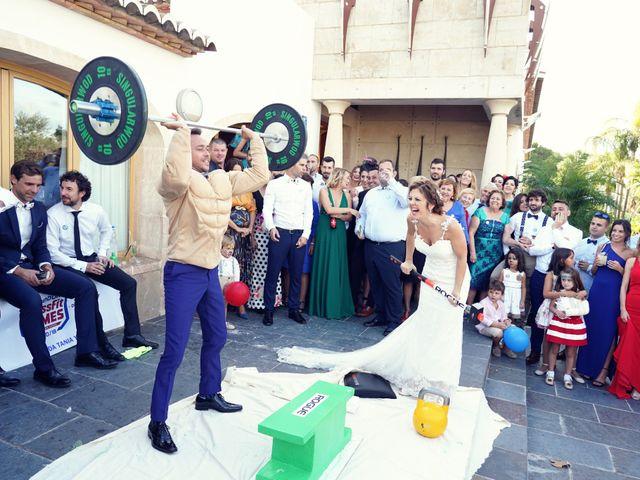 La boda de Tania y Pepe