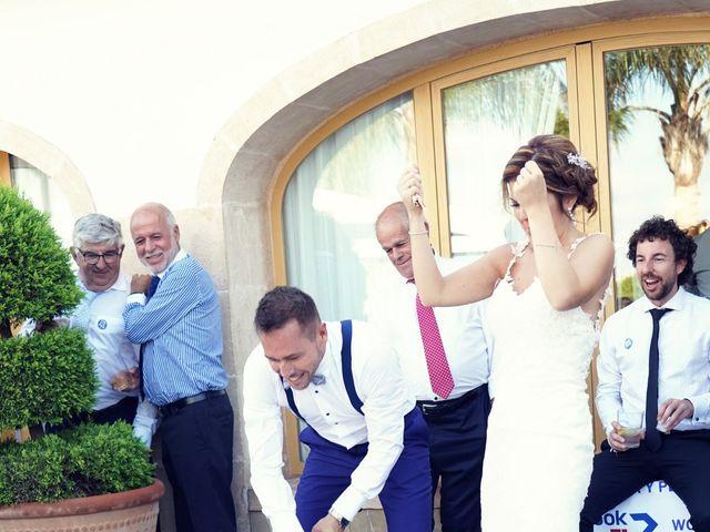 La boda de Pepe y Tania en Xàbia/jávea, Alicante 57