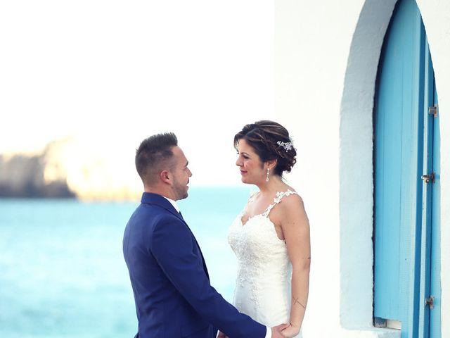 La boda de Pepe y Tania en Xàbia/jávea, Alicante 1