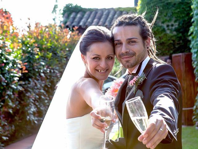 La boda de Fani y David