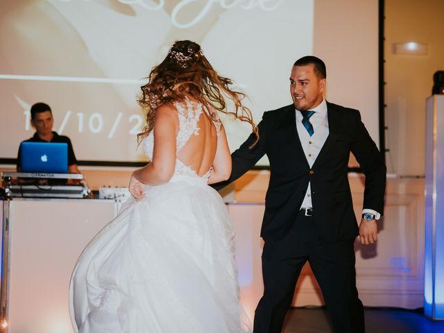 La boda de Jose y Isabel en Juan Grande, Las Palmas 14