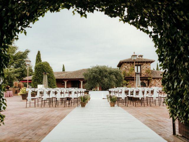 La boda de Javier y Alexandra en San Agustin De Guadalix, Madrid 12