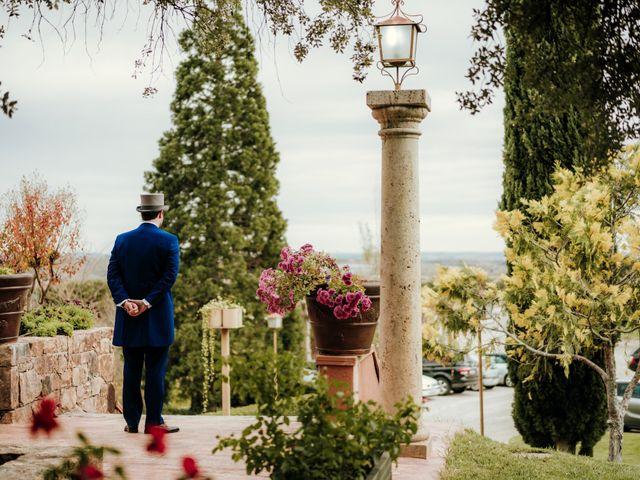 La boda de Javier y Alexandra en San Agustin De Guadalix, Madrid 17