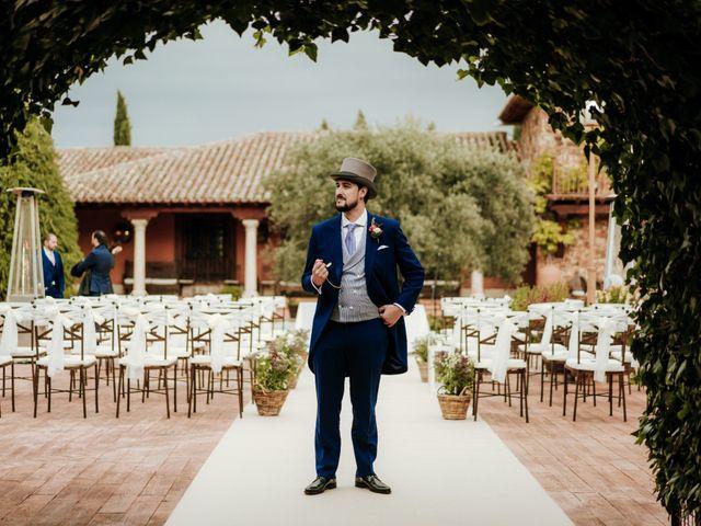 La boda de Javier y Alexandra en San Agustin De Guadalix, Madrid 20