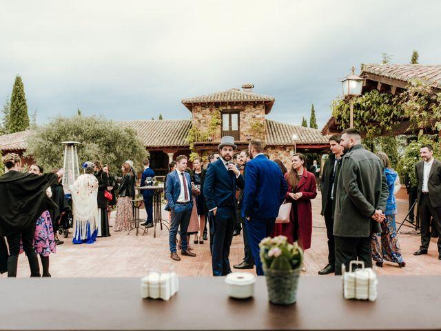 La boda de Javier y Alexandra en San Agustin De Guadalix, Madrid 22