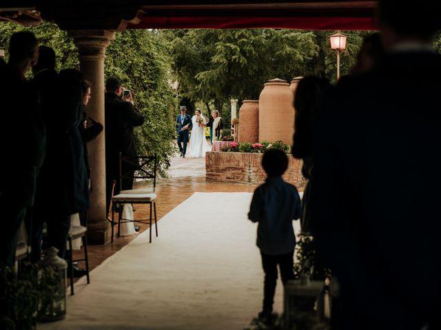 La boda de Javier y Alexandra en San Agustin De Guadalix, Madrid 27