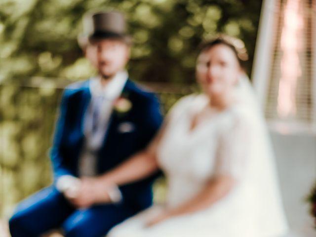 La boda de Javier y Alexandra en San Agustin De Guadalix, Madrid 29