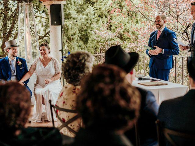 La boda de Javier y Alexandra en San Agustin De Guadalix, Madrid 30