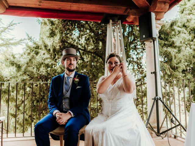 La boda de Javier y Alexandra en San Agustin De Guadalix, Madrid 31