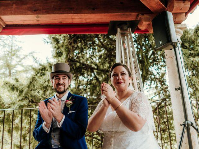 La boda de Javier y Alexandra en San Agustin De Guadalix, Madrid 32