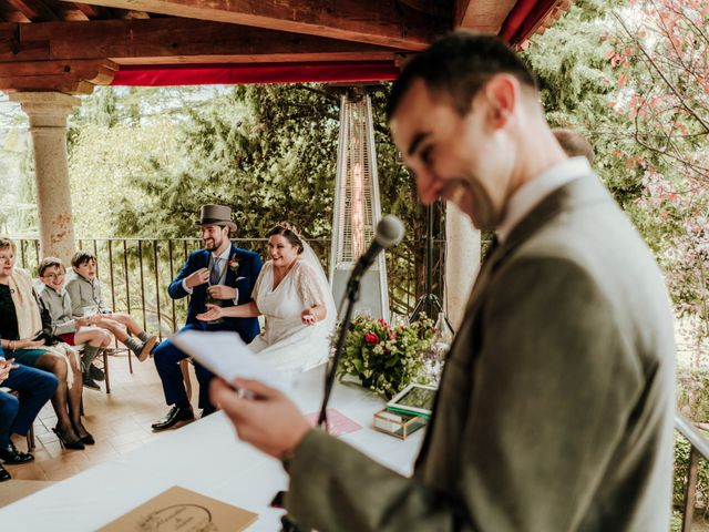 La boda de Javier y Alexandra en San Agustin De Guadalix, Madrid 33