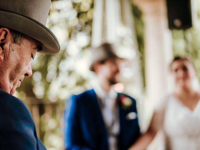 La boda de Javier y Alexandra en San Agustin De Guadalix, Madrid 36