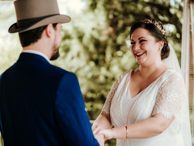La boda de Javier y Alexandra en San Agustin De Guadalix, Madrid 38