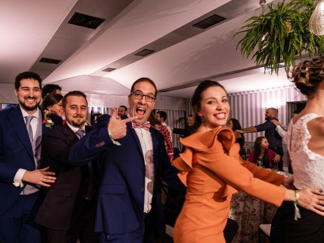 La boda de Javier y Alexandra en San Agustin De Guadalix, Madrid 53
