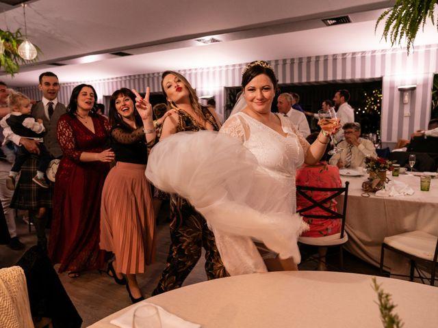 La boda de Javier y Alexandra en San Agustin De Guadalix, Madrid 54