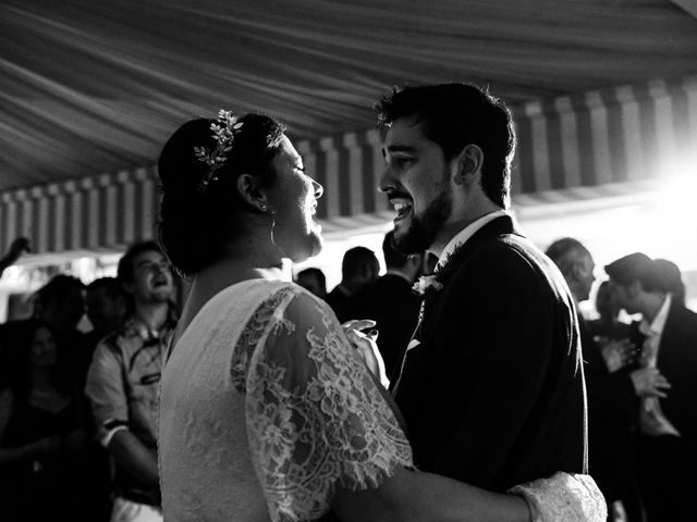 La boda de Javier y Alexandra en San Agustin De Guadalix, Madrid 58