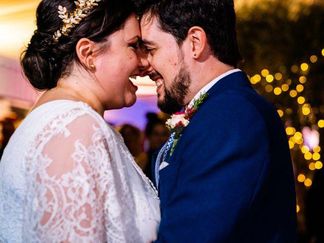 La boda de Javier y Alexandra en San Agustin De Guadalix, Madrid 59