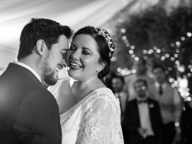 La boda de Javier y Alexandra en San Agustin De Guadalix, Madrid 60