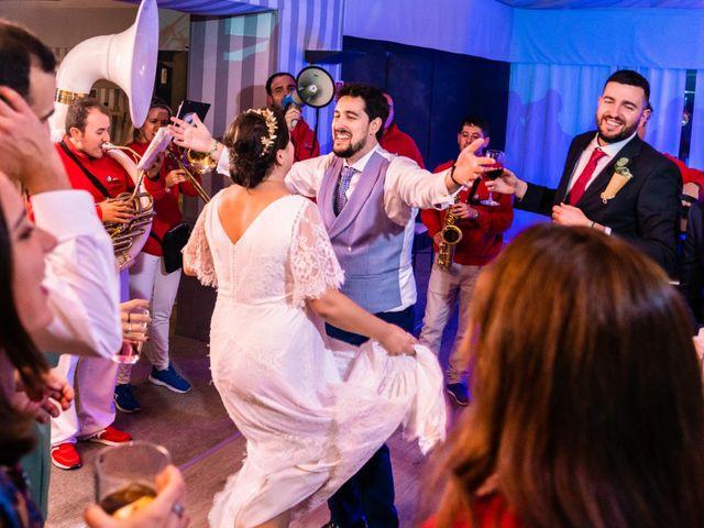 La boda de Javier y Alexandra en San Agustin De Guadalix, Madrid 67