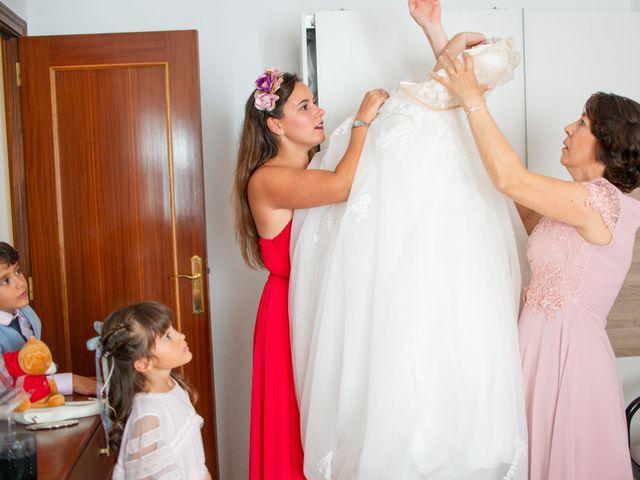 La boda de Juanan y Celia en Guadalajara, Guadalajara 32