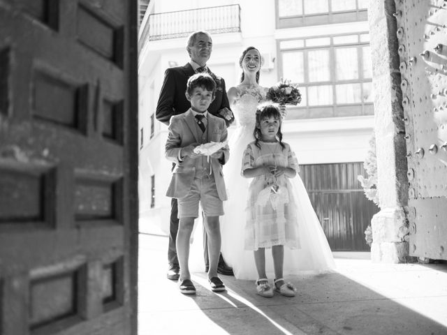 La boda de Juanan y Celia en Guadalajara, Guadalajara 41