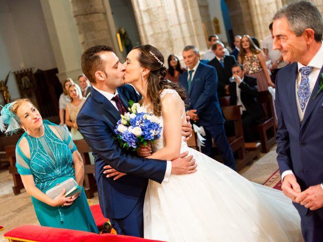 La boda de Juanan y Celia en Guadalajara, Guadalajara 45