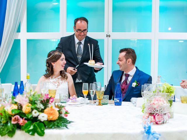La boda de Juanan y Celia en Guadalajara, Guadalajara 62