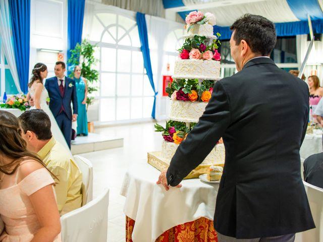 La boda de Juanan y Celia en Guadalajara, Guadalajara 64