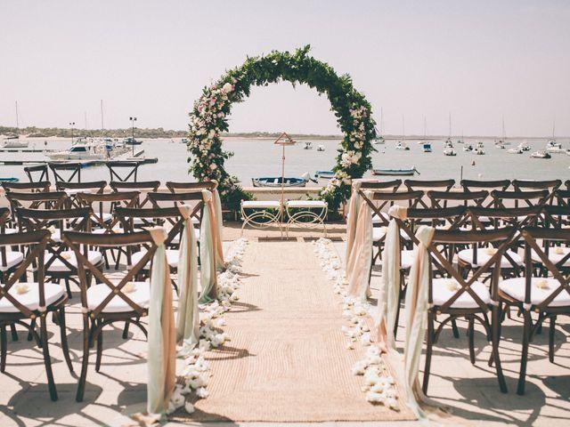 La boda de Ronni y Tetiana en Chiclana De La Frontera, Cádiz 3