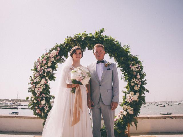 La boda de Ronni y Tetiana en Chiclana De La Frontera, Cádiz 11