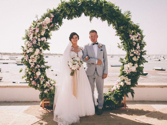 La boda de Ronni y Tetiana en Chiclana De La Frontera, Cádiz 13