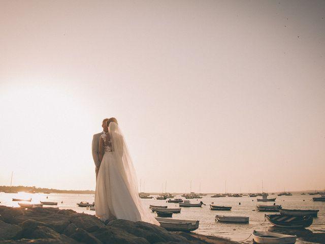 La boda de Ronni y Tetiana en Chiclana De La Frontera, Cádiz 27