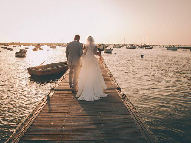 La boda de Ronni y Tetiana en Chiclana De La Frontera, Cádiz 31
