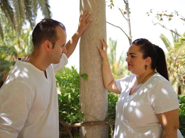 La boda de Miguel y Maria en Almuñecar, Granada 8