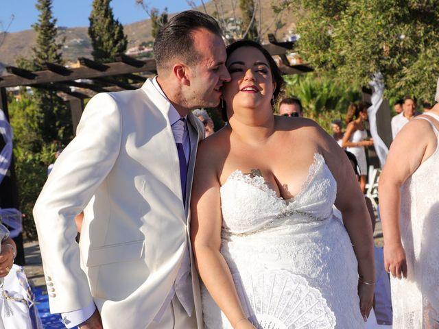 La boda de Miguel y Maria en Almuñecar, Granada 36