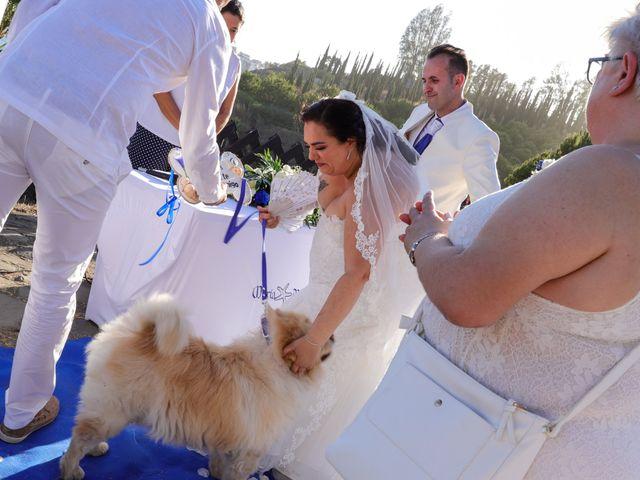 La boda de Miguel y Maria en Almuñecar, Granada 43
