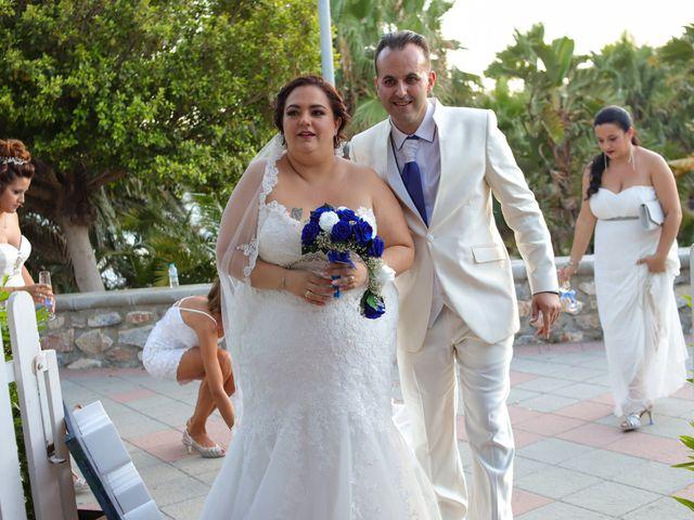 La boda de Miguel y Maria en Almuñecar, Granada 59