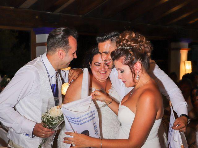 La boda de Miguel y Maria en Almuñecar, Granada 61