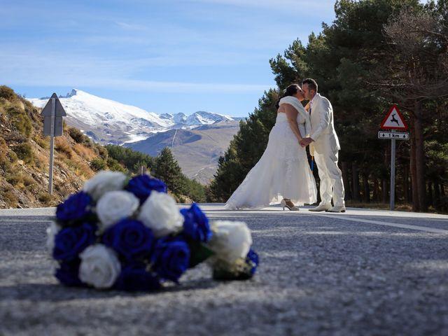La boda de Miguel y Maria en Almuñecar, Granada 67