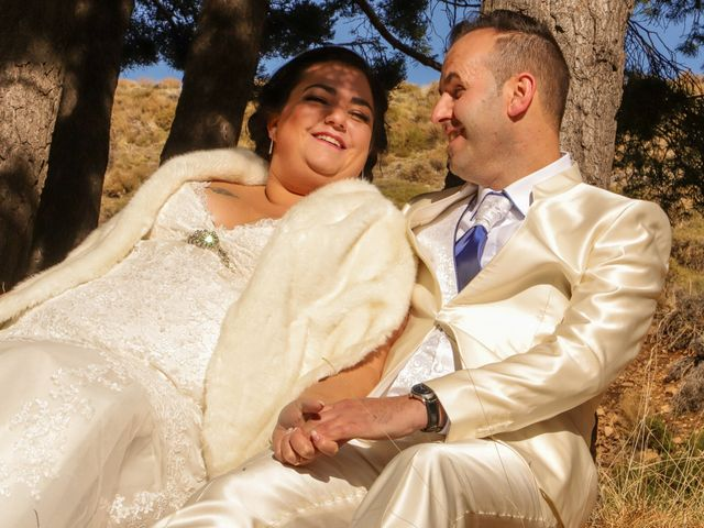 La boda de Miguel y Maria en Almuñecar, Granada 71