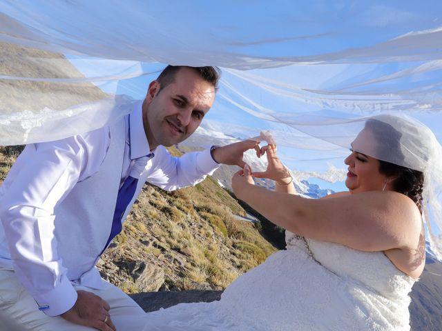 La boda de Miguel y Maria en Almuñecar, Granada 73