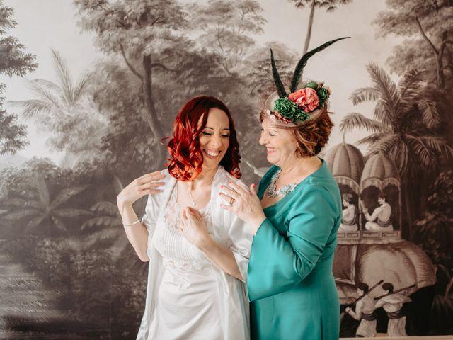 La boda de Dani y Mónica en Granada, Granada 2