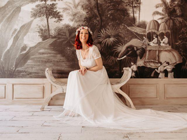 La boda de Dani y Mónica en Granada, Granada 7