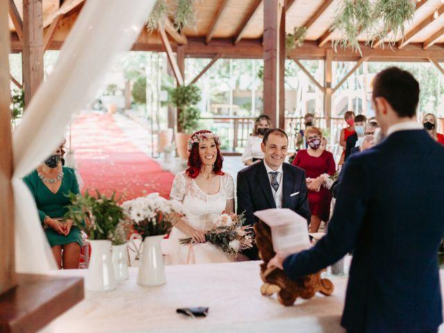 La boda de Dani y Mónica en Granada, Granada 9