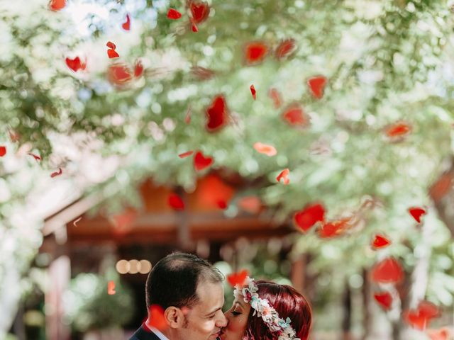 La boda de Dani y Mónica en Granada, Granada 15