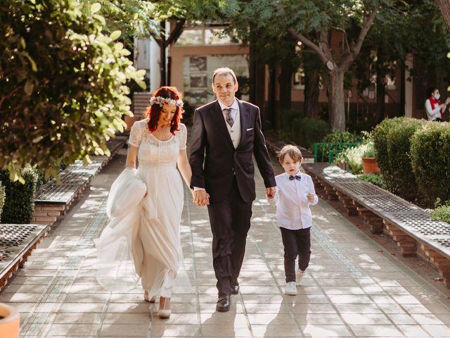 La boda de Dani y Mónica en Granada, Granada 18