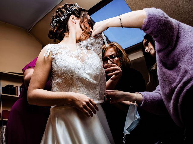 La boda de Jose y Alba en Navalcarnero, Madrid 25