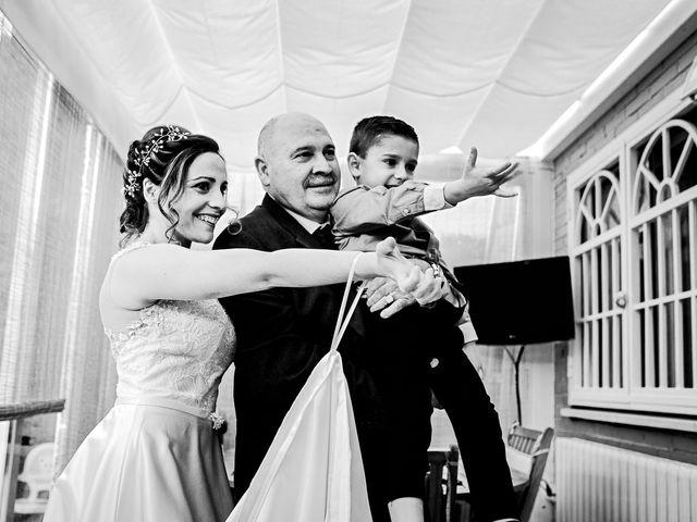 La boda de Jose y Alba en Navalcarnero, Madrid 36